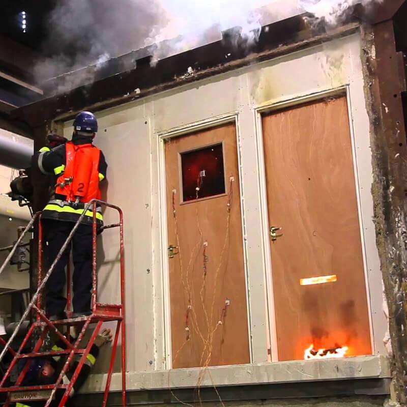 certyfikacja drzwi przeciwpożarowych